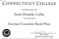 German Consulate Book Prize, 2015